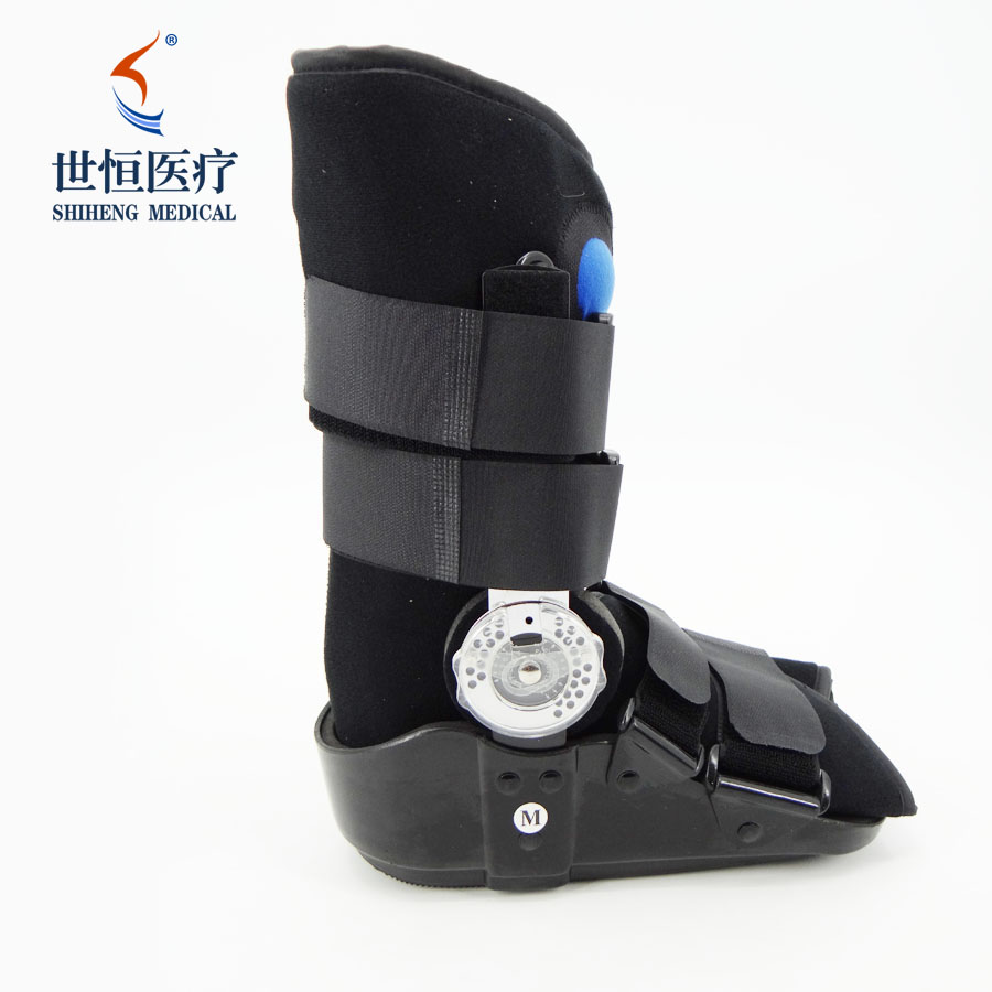 Orthopedic walker boot