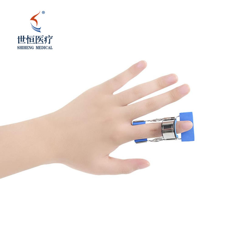 Finger joint motion device